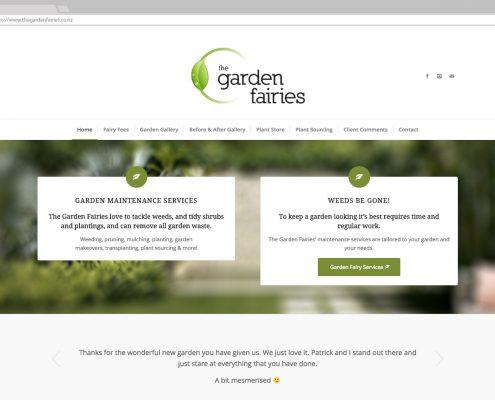 The Garden Fairies