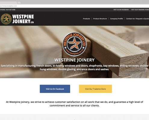 Westpine Joinery